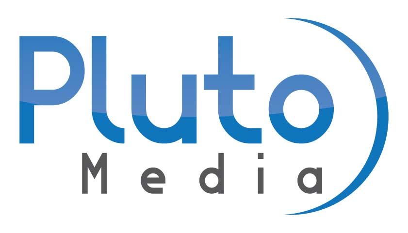 Pluto Media Logo